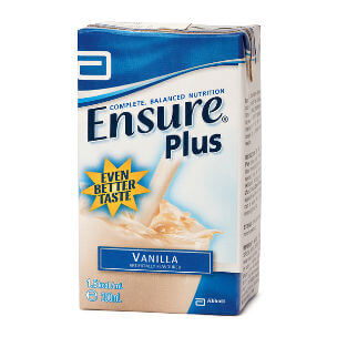 Ensure Plus Tetra Pak Vanilla 200ml