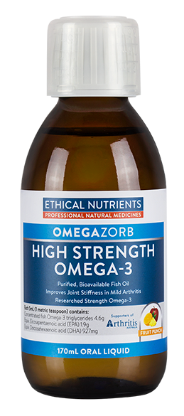 Ethical Nutrients Omegazorb High Strength Omega-3