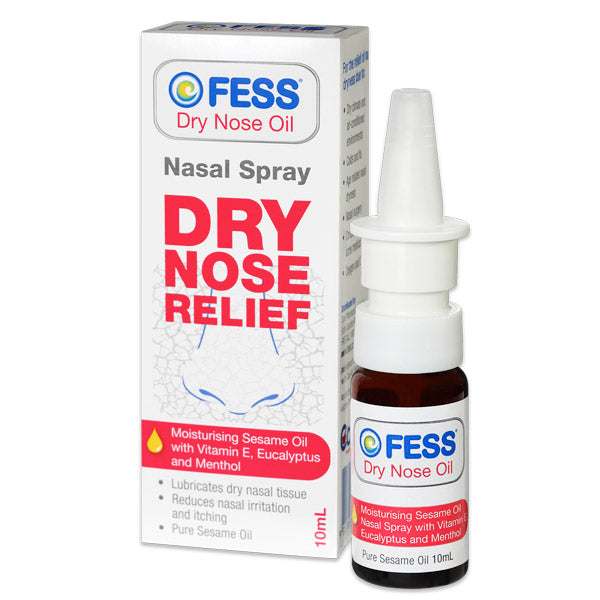 FESS Nasalate Dry Relief Oil Spray