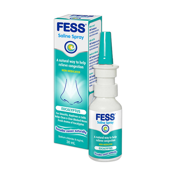 FESS Eucalyptus Spray 30ml