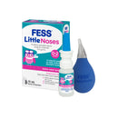 FESS Little Noses Spray Plus Aspirator