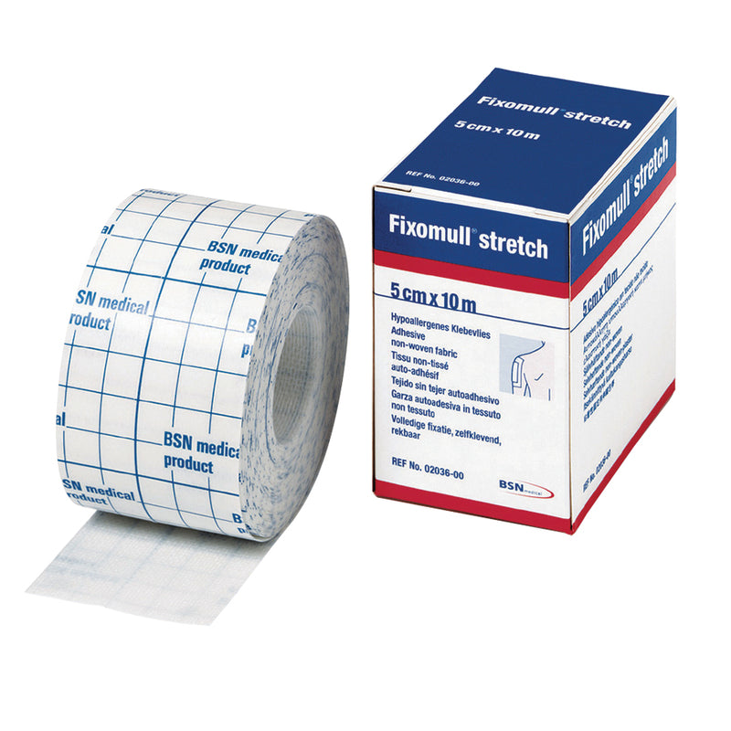 Fixomull Stretch Adhesive Tape 5cmx10m