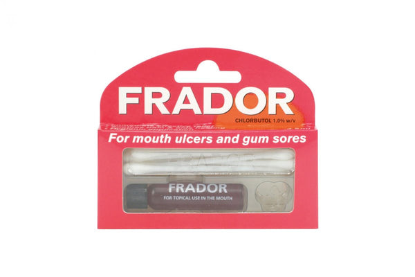 Frador Mouth Ulcer