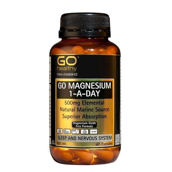 GO Magnesium 1-A-Day