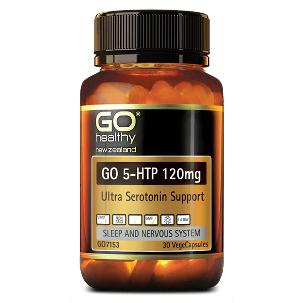 Go 5-HTP Ultra Serotonin Support