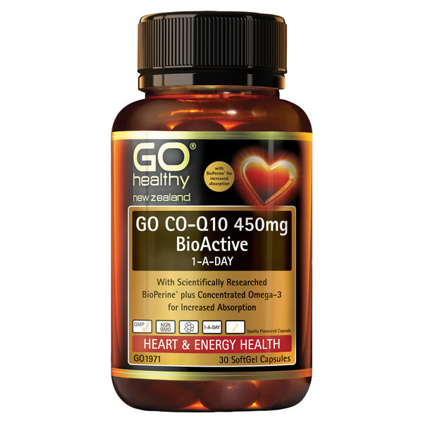 Go Co-Q12 Complete Heart Health
