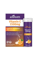 Good Health Vitamin C 1500mg 30 Effervescent Tablets