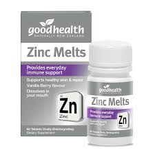 Good Health Zinc Melts