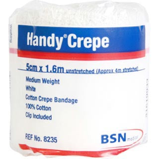HANDY CREPE Medium Bandage