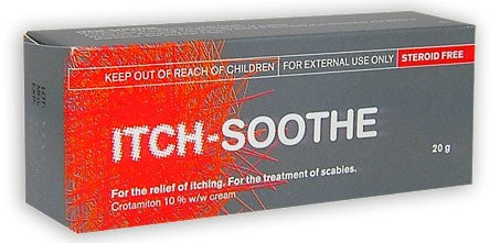 Itch Soothe Cream