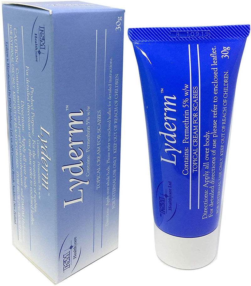 Lyderm Anti-Scabie Cream