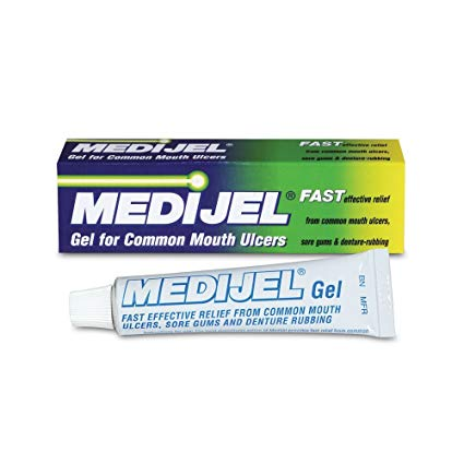 Medijel Mouth Ulcer Gel