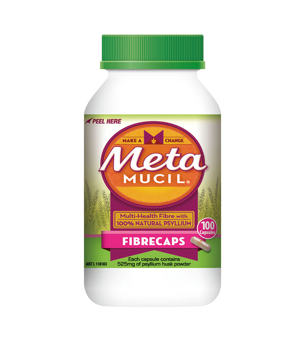 Metamucil Fibrecaps Fibre Supplement