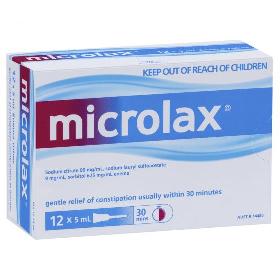 Micolax Laxative Enema