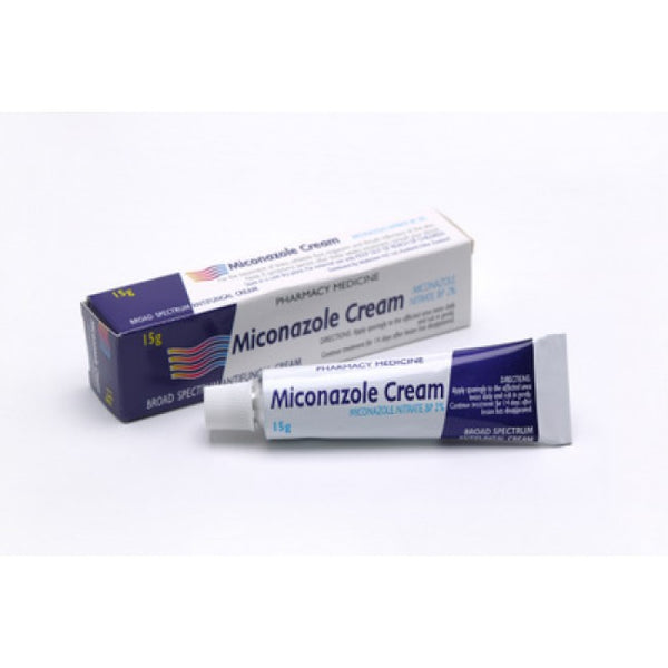 Miconazole Anti-Fungal Cream