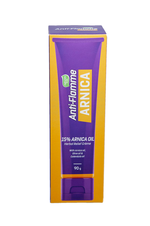 Natures Kiss Anti-Flamme Arnica