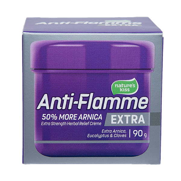 Nature Kiss Anti-Flamme Extra