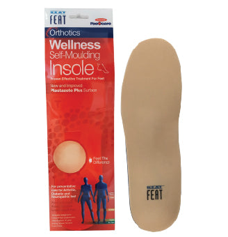 Neat Feat Wellness Self-Moulding Insole