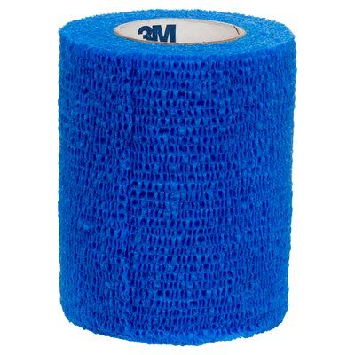 Nexcare Athletic Support Wrap, Blue, 75mm