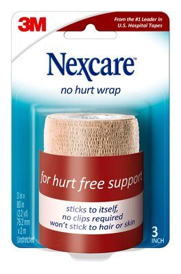 Nexcare No Hurt Wrap NHT-3 75 mm