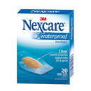 Nexcare Waterproof Bandages One Size - 20s