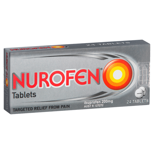 Nurofen Pain, Fever & Inflammation Relief