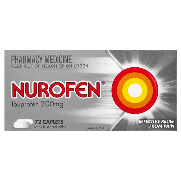 Nurofen Pain, Fever & Inflammation Relief Tablets