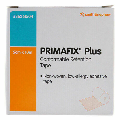 PRIMAFIX Plus Retention Tape 5cmx10m