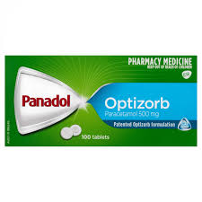 Panadol Optizorb Pain & Fever Relief Tablet