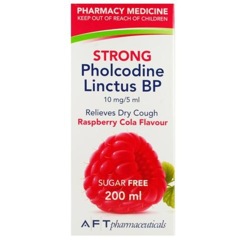 Pholcodine Cough Linctus Extra Strength