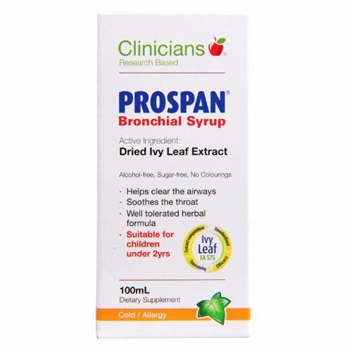 Prospan Bronchial Cough Syrup