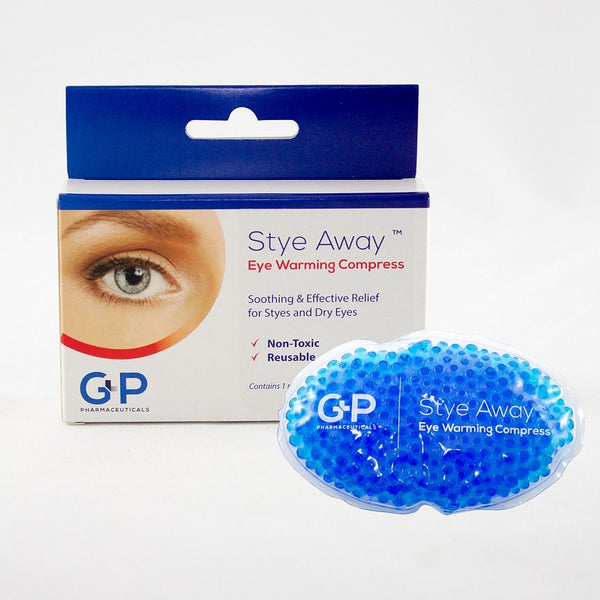 Stye Away Reuseable Eye Warming Compress