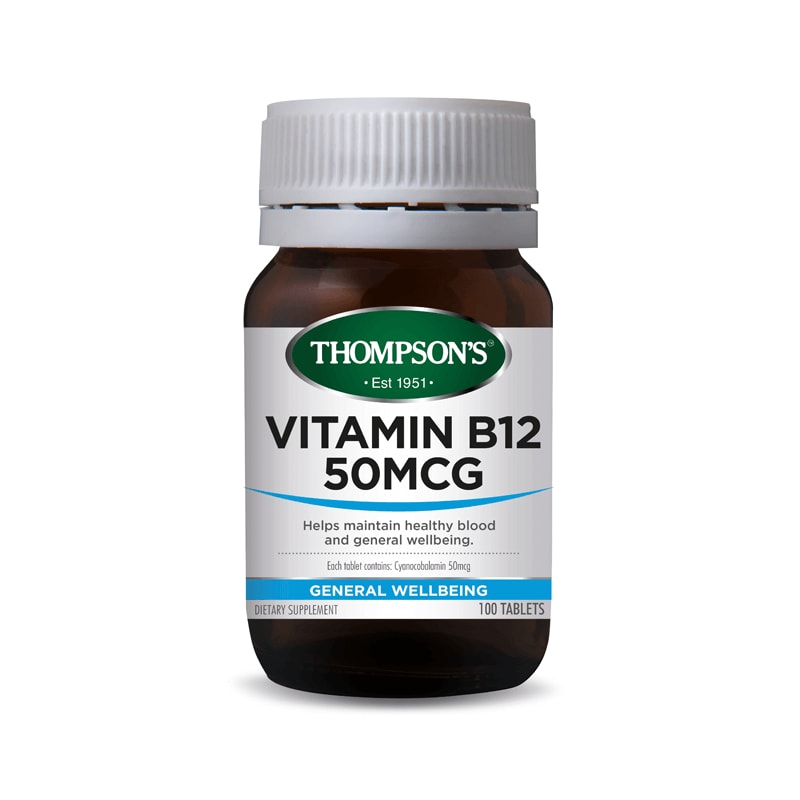 Thompson's Vitamin B12