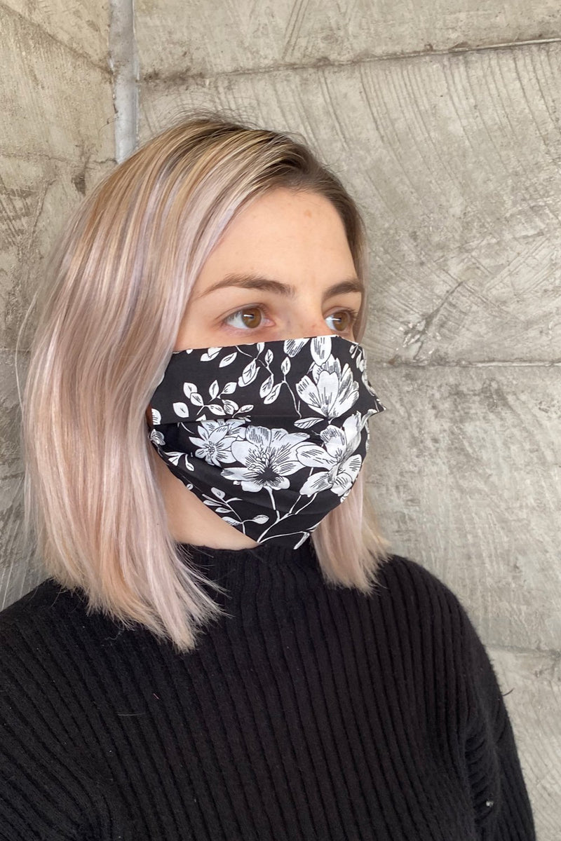 Women's Reusable Cotton Face Mask