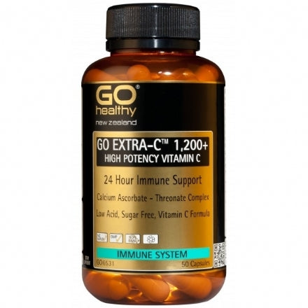 Go Extra-C 1200mg High Potency Vitamin C