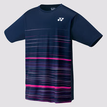 Load image into Gallery viewer, 2019 YONEX MEN'S T-SHIRT - 16368 NAVY BLUE