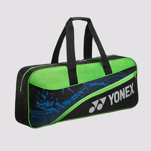 2018 YONEX TEAM BADMINTON TOURNAMENT RACKET BAG 4811 - BLACKLIME
