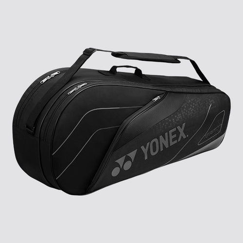 2019 YONEX TEAM SERIES BADMINTON RACKET BAG 4926 - BLACK [6 PCS]