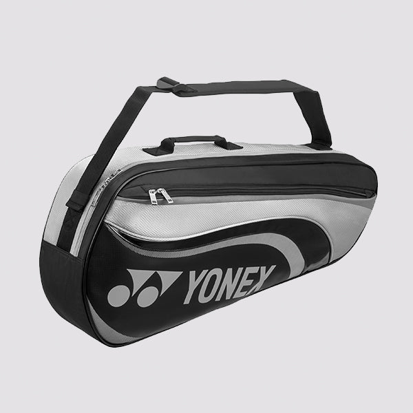 2018 YONEX ACTIVE BADMINTON RACKET BAG 8823EX - GRAY [3 PCS]