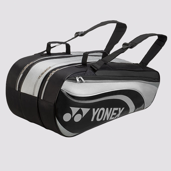 2018 YONEX ACTIVE BADMINTON RACKET BAG 8829EX - GRAY [9 PCS]