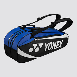 2019 YONEX TOURNAMENT ACTIVE SERIES BAG 8926 - BLUE/BLACK [6 PCS]