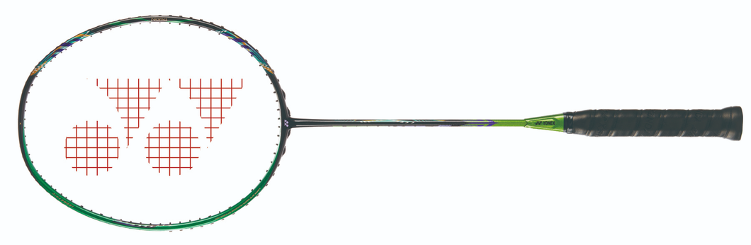 2019 YONEX  LEE CHONG WEI LIMITED EDITION ASTROX 99 BADMINTON RACKET - GREEN/PURPLE