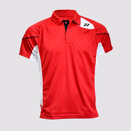 2014 YONEX MEN'S GAME POLO - M1452EX RED
