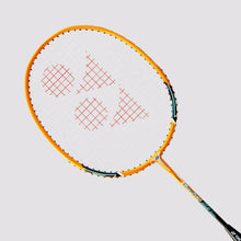 Load image into Gallery viewer, 2019 YONEX MUSCLE POWER 2 JUNIOR BADMINTON RACKET [STRUNG] - BRIGHT YELLOW