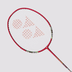 2019 YONEX MUSCLE POWER 8 BADMINTON RACKET [STRUNG] - METALLIC RED