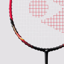 Load image into Gallery viewer, 2018 YONEX NANORAY 10F BADMINTON RACKET [STRUNG] - BLACK/RED