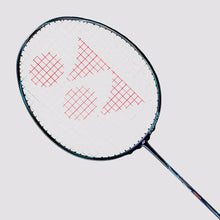 Load image into Gallery viewer, 2018 YONEX NANORAY GLANZ BADMINTON RACKET - NAVY/TURQUOISE
