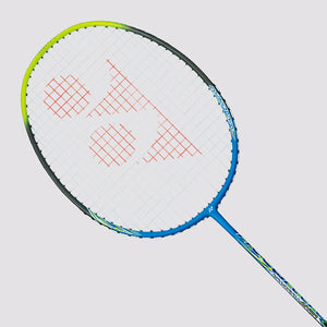 2018 YONEX NANORAY JUNIOR BADMINTON RACKET [STRUNG] - BLUE