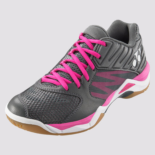 2018 YONEX POWER CUSHION COMFORT Z LADIES BADMINTON SHOES - CHARCOAL GRAY