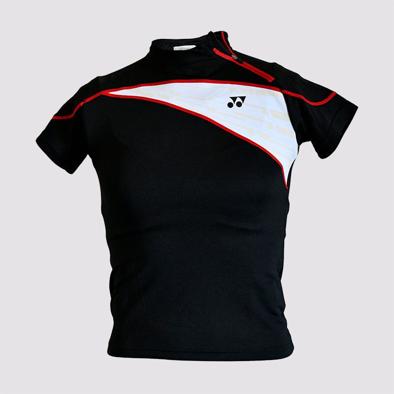 2014 YONEX WOMEN'S PERFORMANCE POLO - 2471 JET BLACK